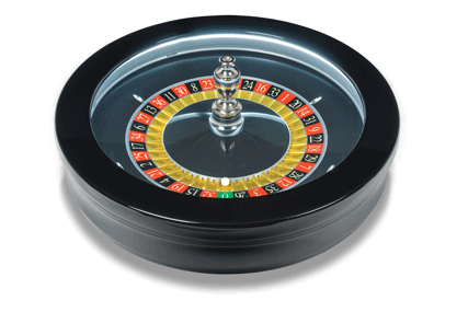 Cammegh Mercury 360 roulette wheel