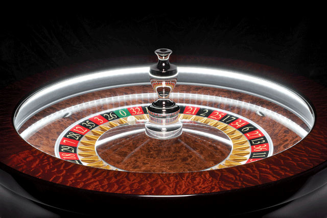 Mercury 360 wheel rapidly recognizes winning number and exports to roulette displays