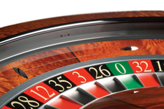 Fast and reliable winning number recognition for american roulette wheeels