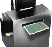 professional card shredder for casino playing card destruction